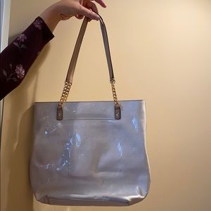 White Michael Kohrs Bag